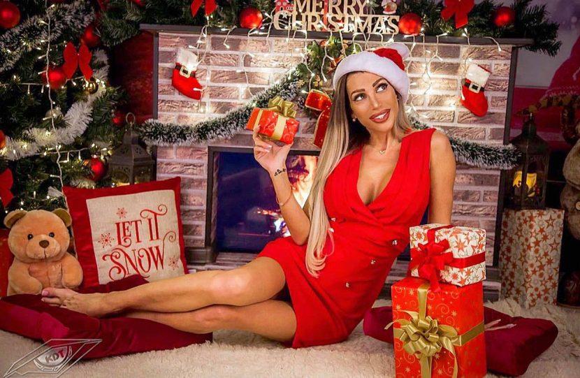 Катрин Вачева пише писмо до Дядо Коледа, пожелава здраве и вярва в чудеса! (снимки)