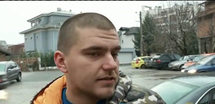 Защо шофьор на камион нападна двама мъже на бензиностанция? (ВИДЕО)