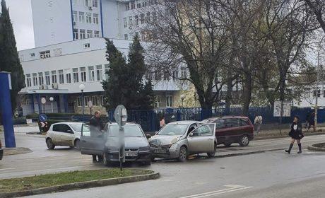 Катастрофа пред Спешния център във Варна
