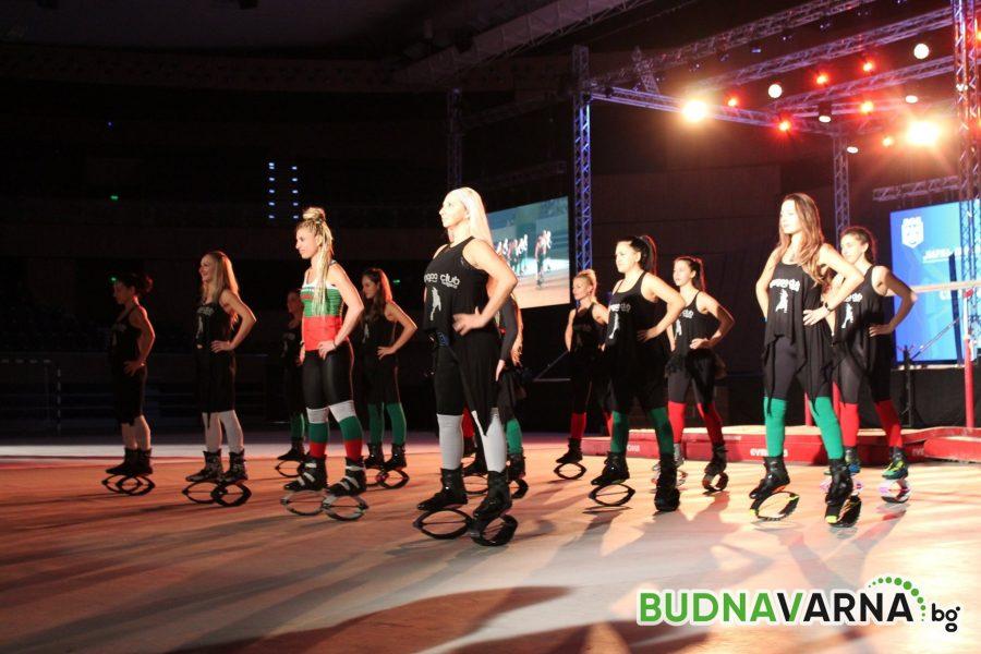 """Варна закри с концерт и награди титлата """"Европейски град на спорта"""" (снимки)"""