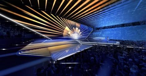 Показаха как ще изглежда сцената на Евровизия 2020 (снимки+видео)