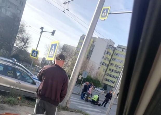 Пометоха дете на пешеходна пътека във Варна