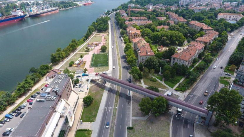 Официално откриват реконструираните булеварди в Аспарухово