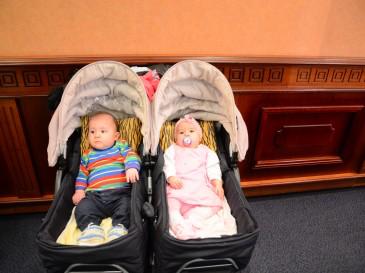 52 бебета са родени по инвитро програмата на Община Варна