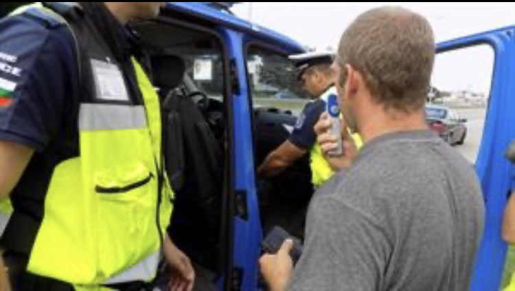 МВР с мащабна акция срещу пияни и дрогирани шофьори