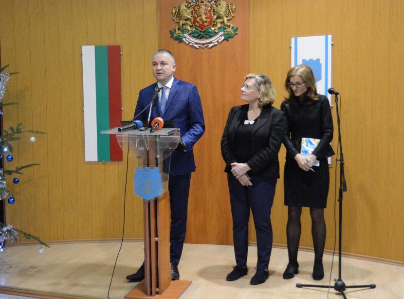 Франция с интерес за откриване на департаменти в университети във Варна