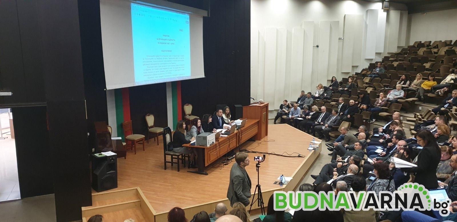 Общинският съвет във Варна избра ръководствата и съставите на постоянните, временните и специализираните комисии.
