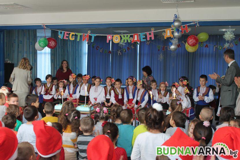 """ДГ 45 """"Морски свят"""" празнува юбилей (снимки)"""