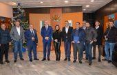 Кметът Иван Портних се срещна с представители на Камарата на строителите