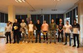 Спортното училище във Варна награди изявени ученици (снимки)