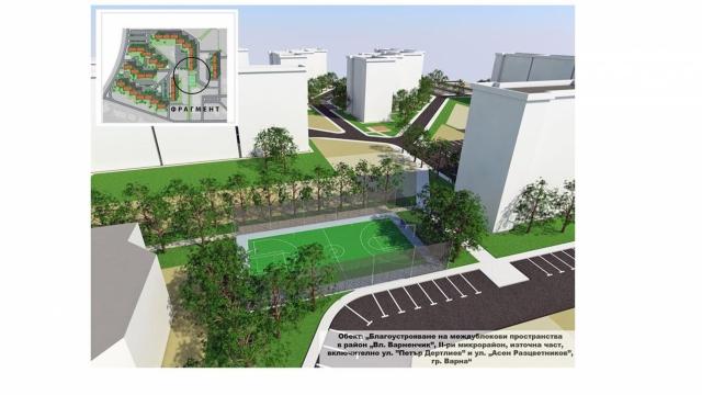 """До края на годината приемат проекта за обновяването на """"Кайсиева градина"""""""