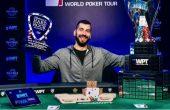 Варненец на върха на световния покер