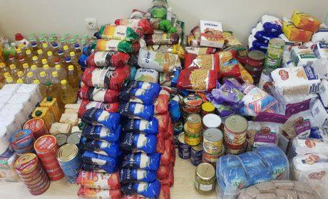 54 000 социално слаби хора ще получат храна от БЧК