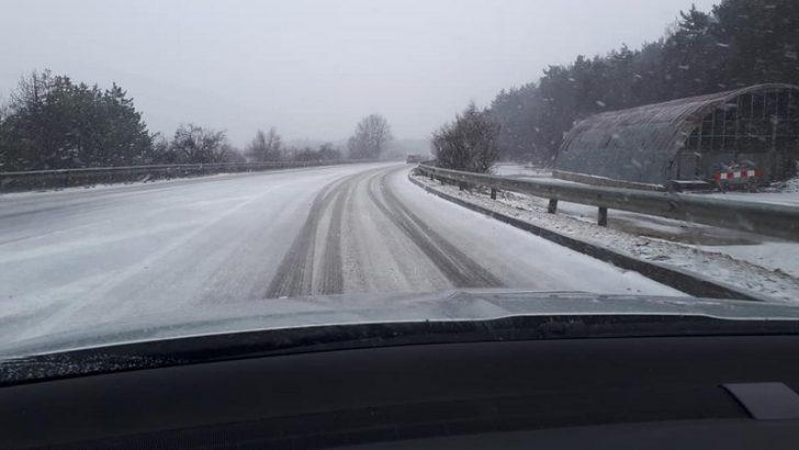 Снегът наближава към Варна