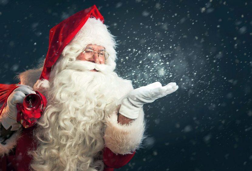 Има ли Дядо Коледа?
