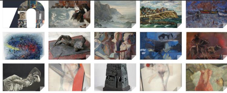 """Градската художествена галерия """"Борис Георгиев"""" празнува 70 години"""