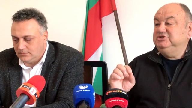 Стоян Пасев: Няма опасност от водна криза във Варна!