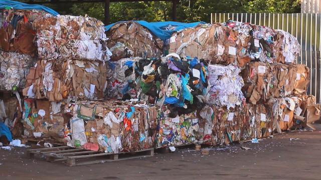 Мащабна операция на МВР заради боклука от Италия