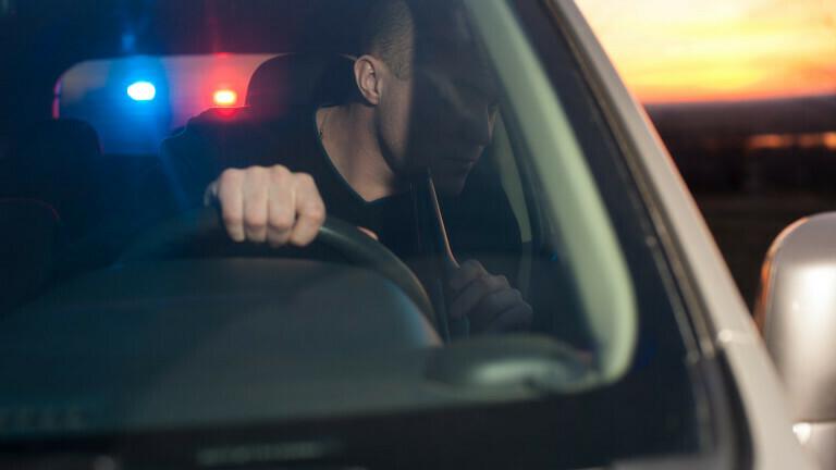 Полицията спипаха 21 годишен дрогиран шофьор