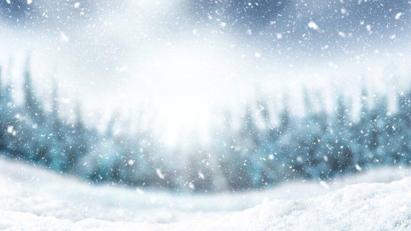 Снегът край руски град позеленя (СНИМКА)