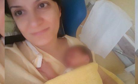 Отнеха 7-месечното бебе на българско семейство в Германия (снимки)