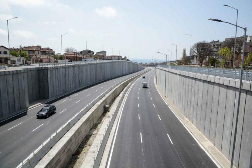 """Затварят участък заради изграждането на новото кръгово кръстовище под """"Максуда"""""""