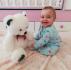 Родителите на бебето Калина от Варна с още радостни вести