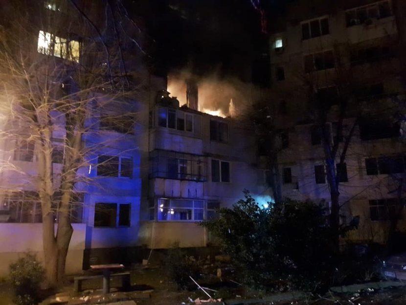 "Подробности за пожара във варненския квартал ""Владиславово"""