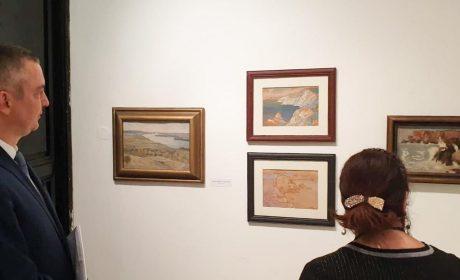 """Откриха изложбата """"Варненски художници от фонда на Галерията"""" (снимки)"""