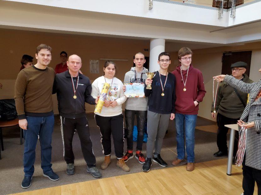 Приключи Общинският ученически турнир по шахмат (снимки)