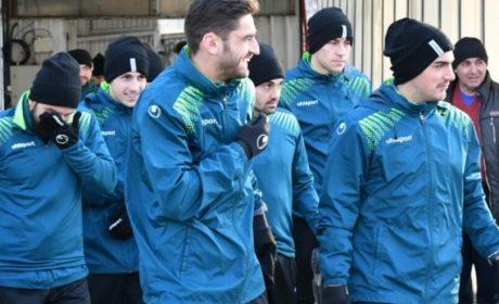 Черно море започна зимна подготовка с 23-ма футболисти