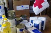 БЧК - Варна напомниха, че продължават да раздават хранителни продукти на най-нуждаещите се