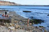 Във Варна откриха плажния сезон! (снимки)