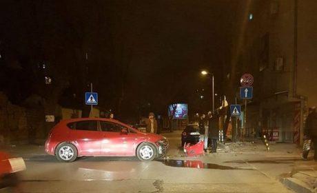 """23-годишна не спря на """"Стоп"""" във Варна и стана беля"""