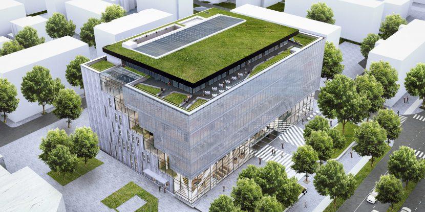 Проектът за новата библиотека във Варна е в застой