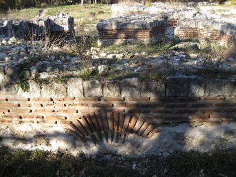 Раннохристиянски манастир край Варна е оставен на произвола на съдбата