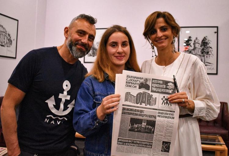 Лауреати от музикални, танцови и театрални конкурси събира на една сцена вестник на варненски ученици