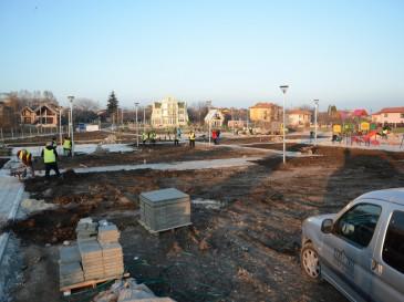 Кметът на Казашко – с позиция за новия парк в селото