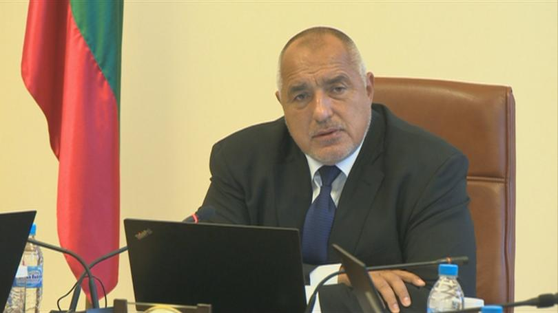 Борисов свиква извънредно заседание с Националния щаб за коронавируса