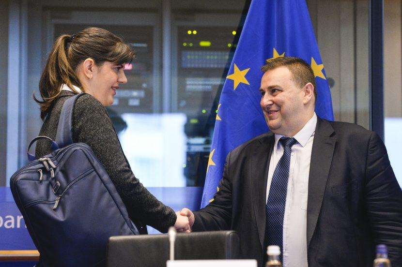 Емил Радев (ЕНП/ГЕРБ): Европейската комисия трябва да подходи по-отговорно към създаването на новата Европейска прокуратура