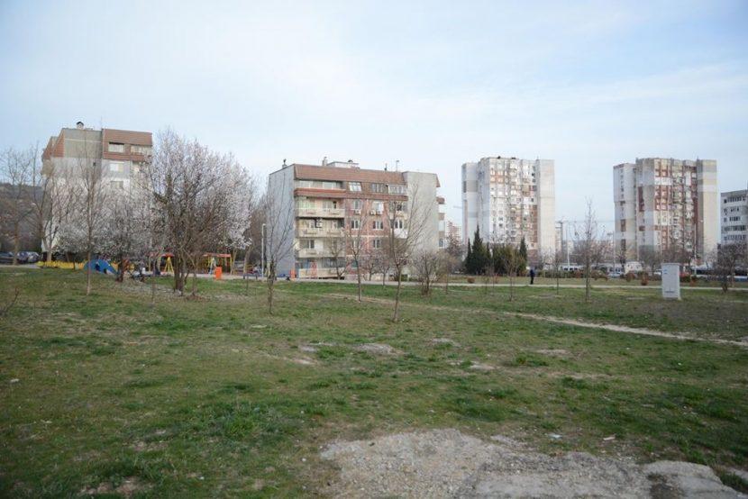 Жителите на варненски квартал ще се радват на нови придобивки (СНИМКИ)