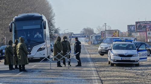 Ето къде са КПП-тата за пропускане към и от Варна