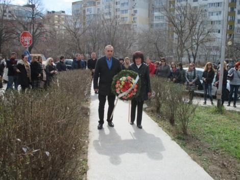 """Варненският район """"Приморски"""" отбеляза 142 години от Освобождението на България (снимки)"""