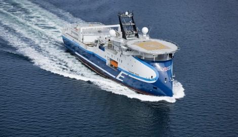 Норвежкият кораб Oceanic Vega ще търси нефт и газ край Варна