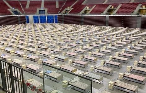 Подготвят Спортна зала във Варна за полева болница