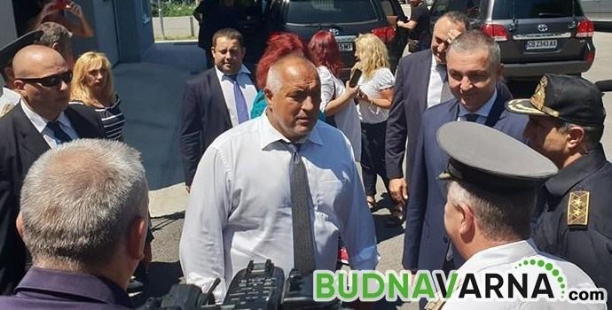 Борисов: До вчера за ДБ Трифонов беше чалгар, днес го подкрепят безусловно