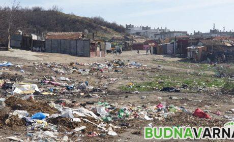 """Карантина и в """"Гъбената махала"""" във Варна"""