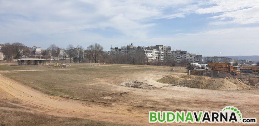 """Ще има ли """"Владиславово"""" спортен комплекс? (снимки и видео)"""