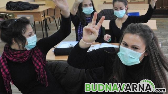 Как учениците ще наваксат изпуснатия заради грипната ваканция материал?