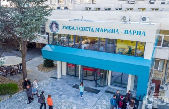 Екипи на три болници се събраха във Варна и спасиха живота на 7-годишно дете